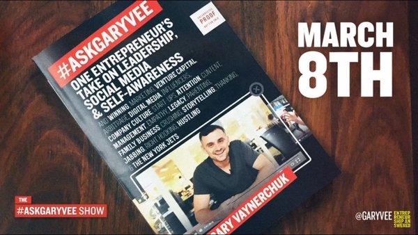 #AskGaryVee One Entrepreneur's Take on Leadership, Social Media, and Self-Awareness Book Review